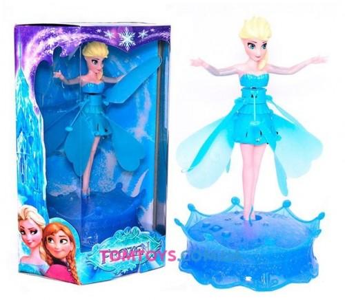 Кукла летающая фея Холодное Сердце Frozen DZ 1412