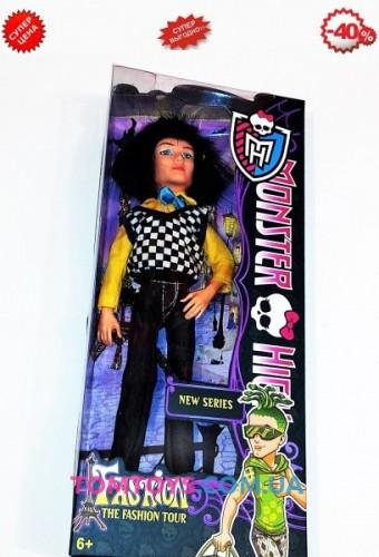 Кукла мальчик Монстер Хай Джексон Джекил шарнирный YF12001B
