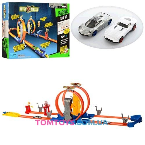 Трек HotSpeed аналог Hot Wheels S8846