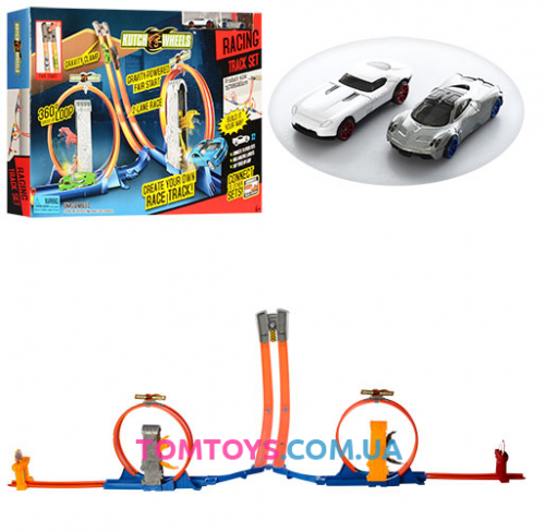 Трек HotSpeed аналог Hot Wheels S8847