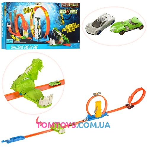 Трек HotSpeed аналог Hot Wheels S8873