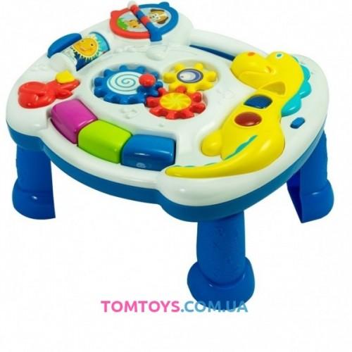 Игровой музыкальный столик Динозавр WD3628