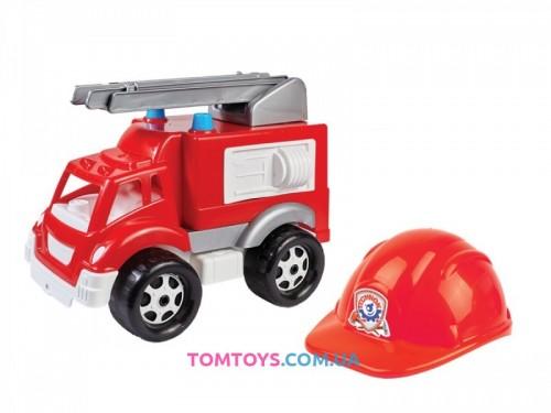 Игрушка Малыш пожарный ТехноК 3978