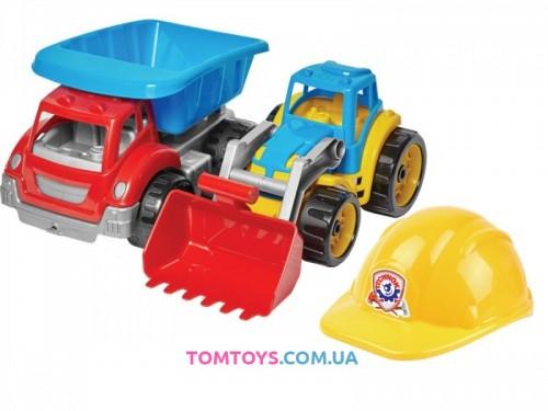 Игрушка Малыш строитель 3 ТехноК 3954