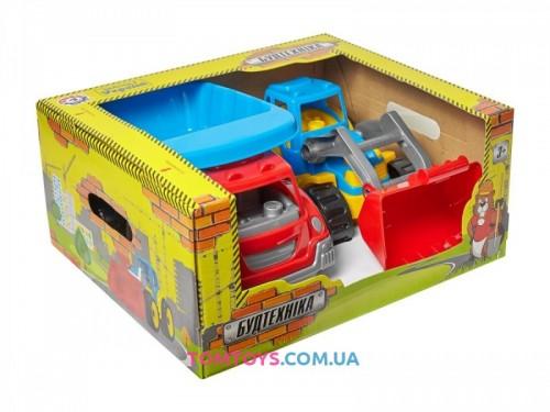 Игрушка Стройтехника ТехноК 3459
