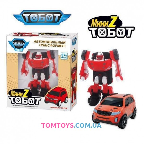 Робот трансформер Тобот Мини-Z 238Z