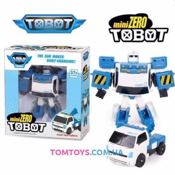 Робот трансформер Тобот Мини Zero