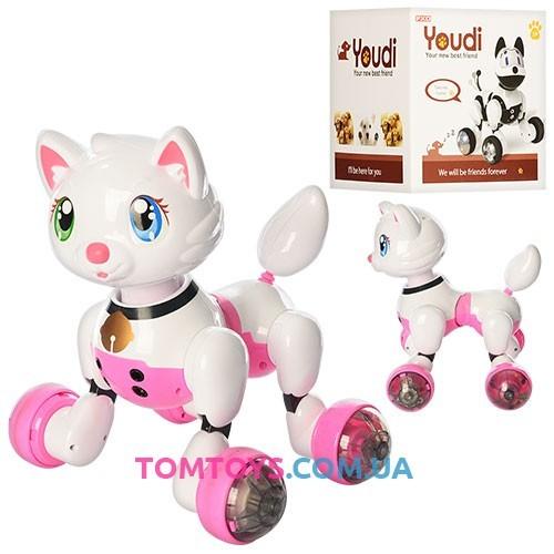 Интерактивная Кошка робот MG012