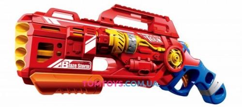 Бластер Blaze Storm с мягкими поролоновыми пулями 7067