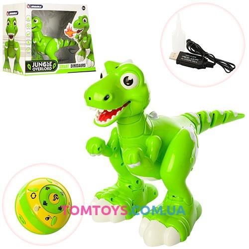 Интерактивный Динозавр на радиоуправлении 908A
