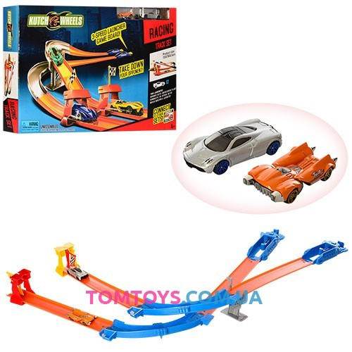 Трек Турбо Гонка аналог Hot Wheels LR017