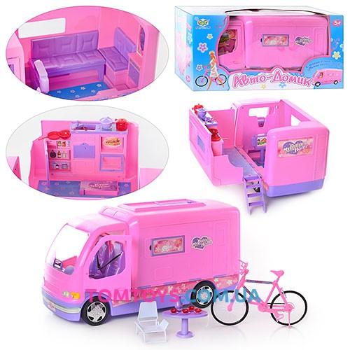 Авто домик для куклы барби 2022