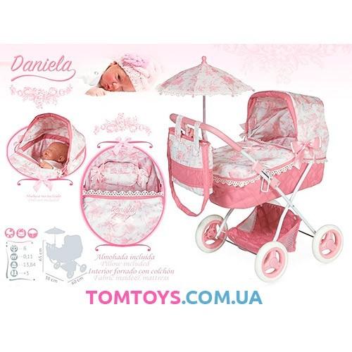 Коляска для кукол Даниэла DeCuevas 85021