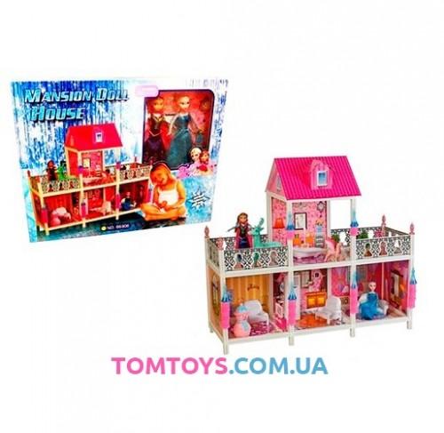 Кукольный домик Frozen 66906