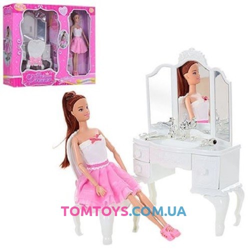 Кукла с мебелью 99050