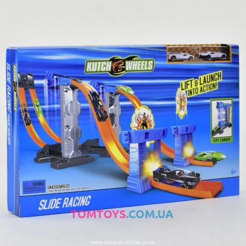 Трек HotSpeed аналог Hot Wheels S8850