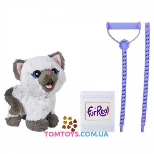 Интерактивный Забавный котёнок Ками Hasbro Fur Real Friends C-022G
