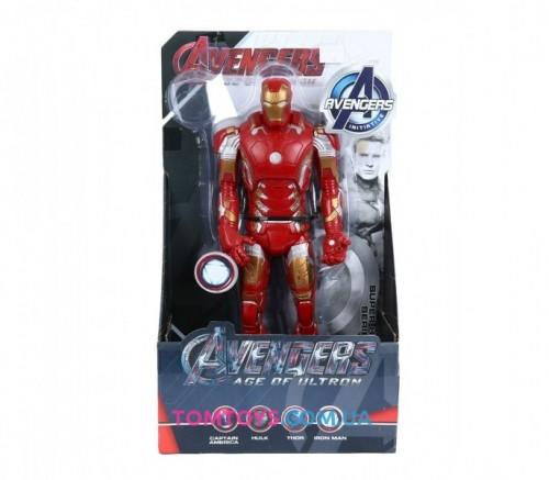 Коллекционная фигурка  Железный человек Marvel Super Heroes Avengers 3323B