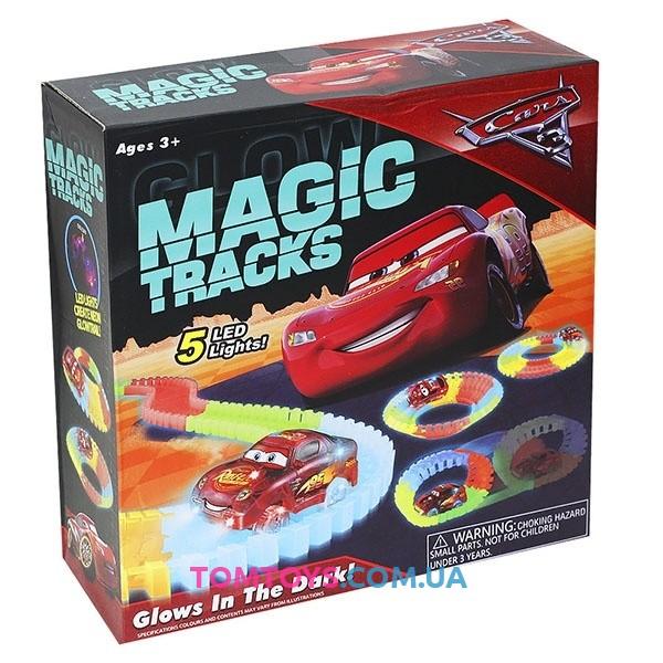 Гоночный Трек Magic Tracks Тачки FYD 170206 С