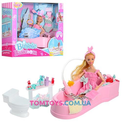 Ванная комната с куклой 99048