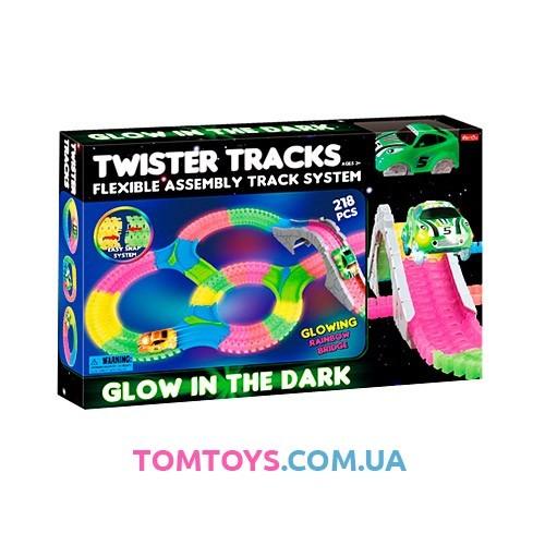 Меджик трек гоночная трасса аналог Magic Tracks 7791