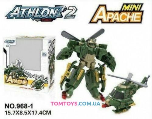 Трансформер Тобот Apache 968-1