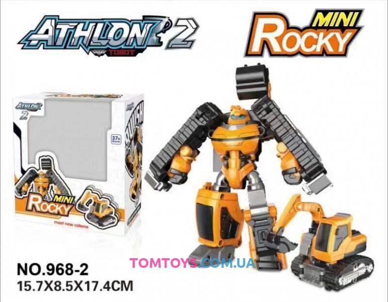 Трансформер Тобот Rocky 968-2