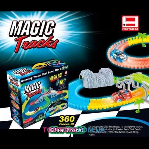 Детский Гоночный Трек аналог Magic Tracks FYD 170209 B