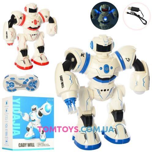 Радиоуправляемый робот K1