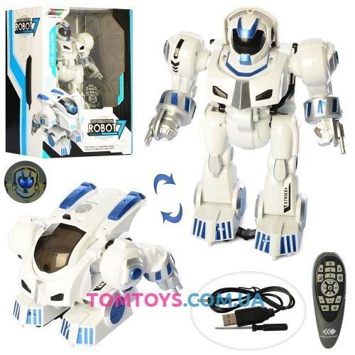 Радиоуправляемый робот K4