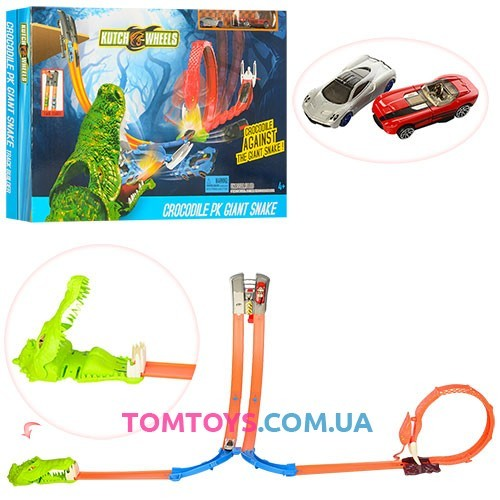 Трек HotSpeed аналог Hot Wheels S8848