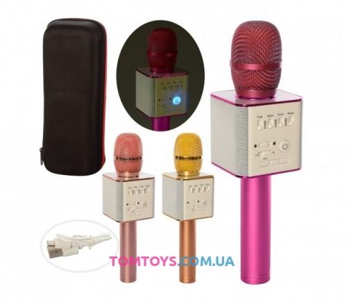 Беспроводной микрофон караоке Q9