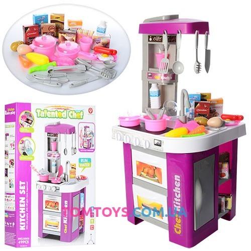 Игровой набор детская кухня Kitchen Set с водой 922-49