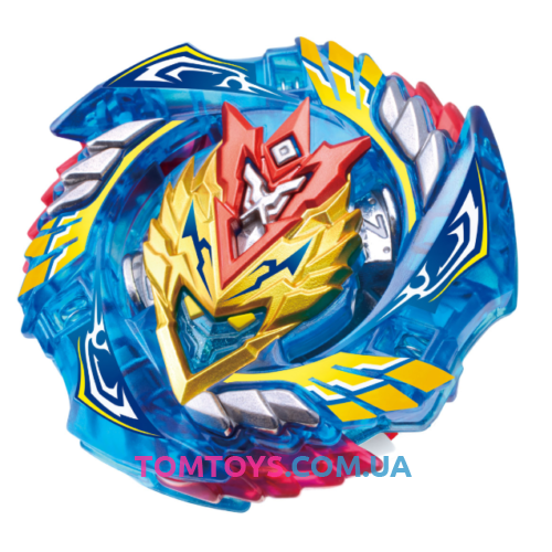 Волчок Beyblade Cho-Z Valkyrie Valtryek V5 с пусковым устройством B-127