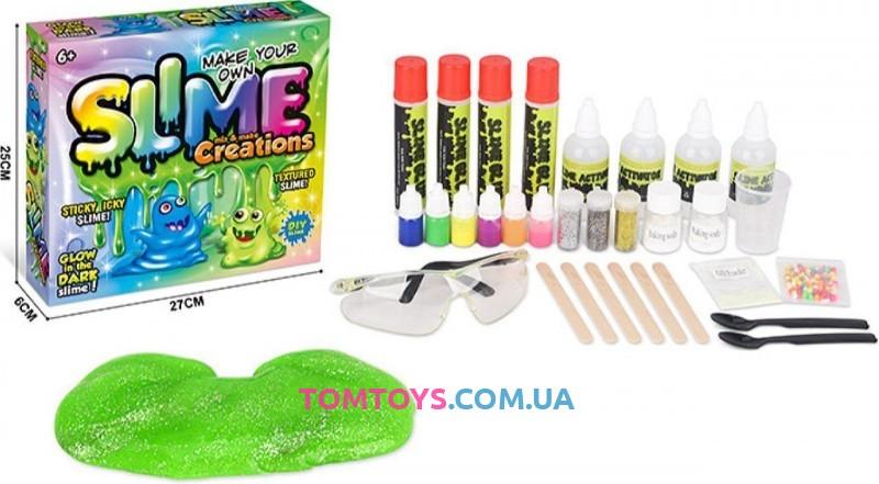 Фабрика слаймов DIY Slime 011