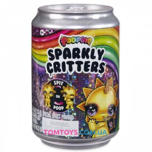 Пупси сюрприз Блестящие питомцы 2 волна Poopsie Sparkly Critters sortiert 561057