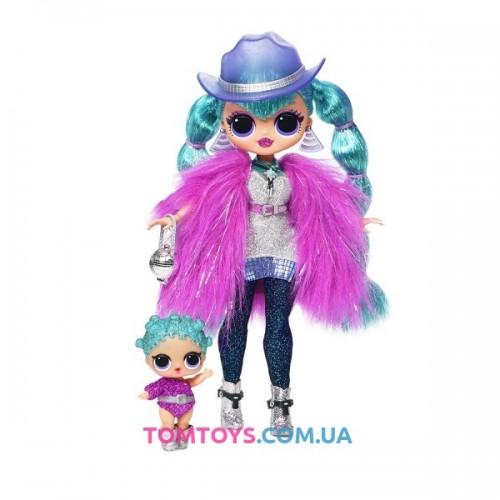 Набор с куклой L.O.L. Surprise O.M.G. Winter Disco Cosmic Nova 2 волна