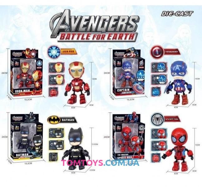 Роботы супергерои 760