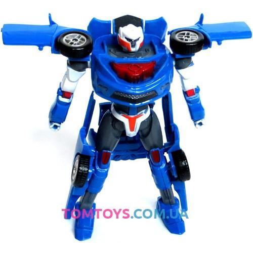 Игрушечный робот трансформер Тобот Y 40142A