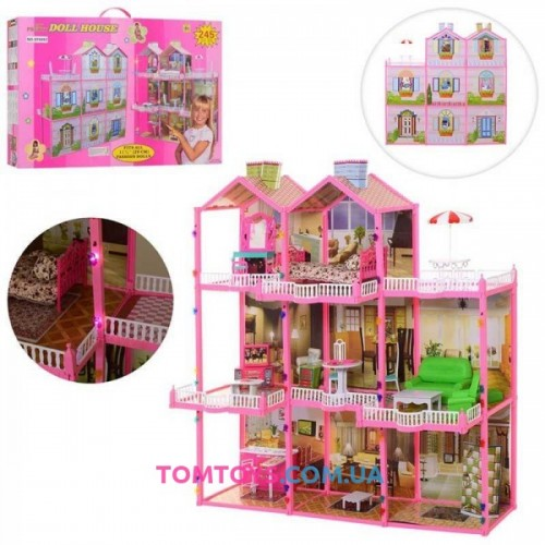Домик для кукол 6992