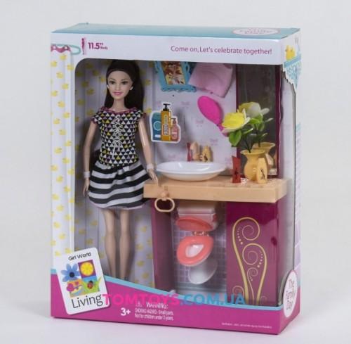 Игровой набор с куклой JY 200-53