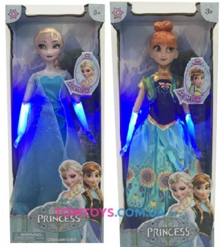 Кукла принцесса Эльза и Анна YF101BD