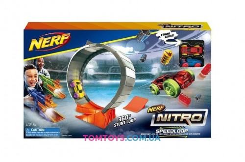 Трек Бластер  Nerf Nitro Speed loop 7713