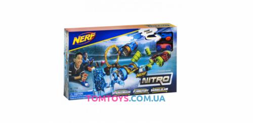 Трек с запуском Nitro MiC 7708