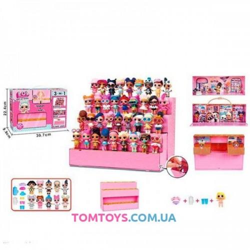 Игровой набор Модный подиум L.O.L Surprise Pop-Up Store G 1543