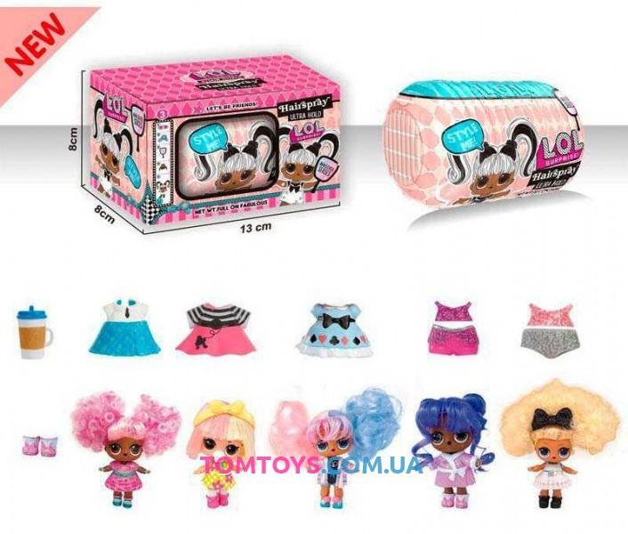 Кукла сюрприз L.O.L Surprise Hairgoals 5 сезон 551