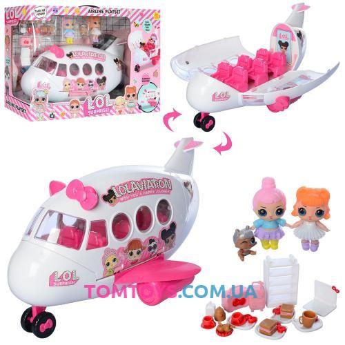 Игровой набор самолёт LOL K5625