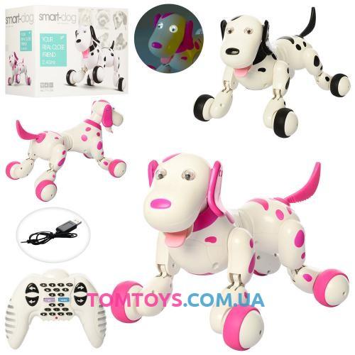 Интерактивная игрушка робот собака 777-338
