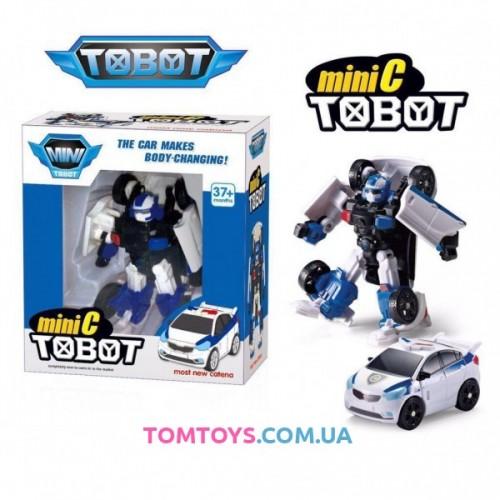 Робот трансформер Тобот Мини C