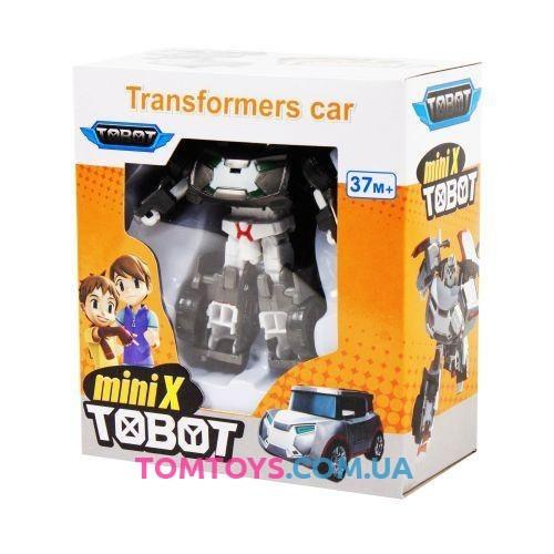 Робот трансформер Тобот Мини X